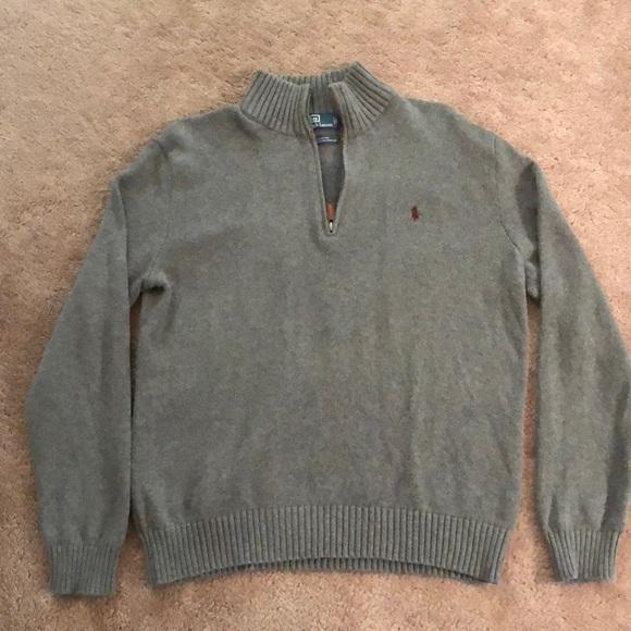 polo ralph lauren orange jacket ralph lauren mens white sweater